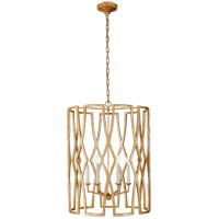 Visual Comfort NW5112VG Niermann Weeks Brittany 6 Light 24 inch Venetian Gold Foyer Lantern Ceiling Light, Niermann Weeks, Large photo thumbnail