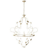Visual Comfort NW5210OW Niermann Weeks Arundel 6 Light 40 inch Old White Chandelier Ceiling Light, Grande Ornate
