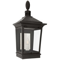 Visual Comfort RC2023FR-CG Rudolph Colby Rosedale Classic 1 Light 20 inch French Rust Outdoor Wall Lantern Petite