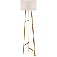 Visual Comfort S1052GI-NP Ian K. Fowler Vail 64 inch 150 watt Gilded Iron Floor Lamp Portable Light