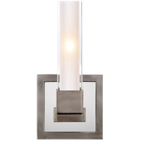 Visual Comfort S2150AN-CG Ian K. Fowler Kendal 1 Light 5 inch Antique Nickel Decorative Wall Light photo thumbnail