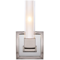 Visual Comfort S2150PN-CG Ian K. Fowler Kendal 1 Light 5 inch Polished Nickel Decorative Wall Light