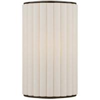 Visual Comfort S2440BZ-L Ian K. Fowler Palati 1 Light 9 inch Bronze Sconce Wall Light Small