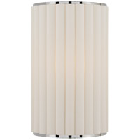 Visual Comfort S2440PN-L Ian K. Fowler Palati 1 Light 9 inch Polished Nickel Sconce Wall Light Small