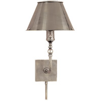 Visual Comfort S2650AN-AN Studio Swivel Head 10 inch 60 watt Antique Nickel Task Wall Light