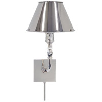Visual Comfort S2650PN-PN Studio Swivel Head 10 inch 60 watt Polished Nickel Task Wall Light