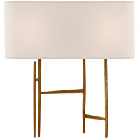 Visual Comfort S3052GI-NP Ian K. Fowler Vail 21 inch 60 watt Gilded Iron Table Lamp Portable Light