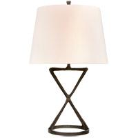 Visual Comfort S3715AI-L Studio Anneu 29 inch 75 watt Aged Iron Table Lamp Portable Light
