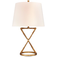 Studio Anneu 29 inch 75 watt Gilded Iron Table Lamp Portable Light