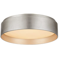 Visual Comfort S4041BSL Studio VC Shaw LED 11 inch Burnished Silver Leaf Flush Mount Ceiling Light Small