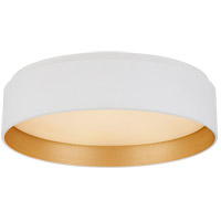 Visual Comfort S4041WHT Studio VC Shaw LED 11 inch Matte White Flush Mount Ceiling Light Small
