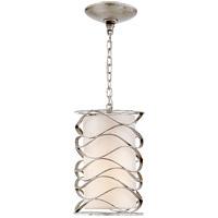Visual Comfort S5045BSL-L Barry Goralnick Bracelet 1 Light 8 inch Burnished Silver Leaf Pendant Ceiling Light