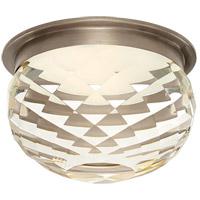 Visual Comfort S7000AN-CG Studio Hillam LED 6 inch Antique Nickel Flush Mount Ceiling Light