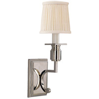 Visual Comfort Studio Tyler 1 Light Decorative Wall Light in Polished Nickel SC2106PN