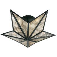 Visual Comfort Studio Constellation 3 Light Flush Mount in Bronze SE4100BZ photo thumbnail