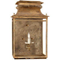 Visual Comfort Suzanne Kasler Flea Market 1 Light Decorative Wall Light in Gilded Iron SK2301GI