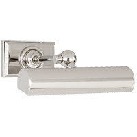 Visual Comfort SL2704PN E. F. Chapman Cabinet Maker 25 watt 8 inch Polished Nickel Picture Light Wall Light