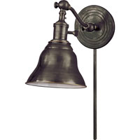 Visual Comfort E.F. Chapman Boston 1 Light Task Wall Light in Bronze with Wax SL2921BZ/SLE-BZ