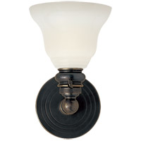 Visual Comfort SL2931BZ/SLEG-WG E. F. Chapman Boston 1 Light 6 inch Bronze Wall Light