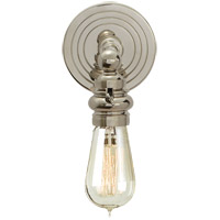 E.F. Chapman Boston 1 Light 6 inch Chrome Bath Wall Light in (None)