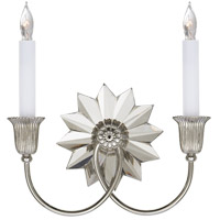 Visual Comfort SP2013PN J. Randall Powers Huntington 2 Light 10 inch Polished Nickel Decorative Wall Light