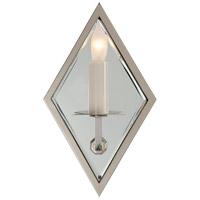 Visual Comfort SR2006PN John Rosselli Jenna 1 Light 6 inch Polished Nickel Decorative Wall Light