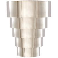 Visual Comfort SR2011PN John Rosselli Micah 1 Light 6 inch Polished Nickel Decorative Wall Light