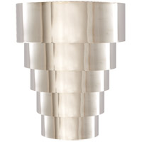 Visual Comfort SR2011PN John Rosselli Micah 1 Light 6 inch Polished Nickel Decorative Wall Light