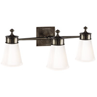 Studio Siena 3 Light 23 inch Bronze Bath Wall Light