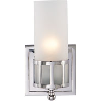 Visual Comfort Studio Openwork 1 Light Bath Wall Light in Chrome SS2011CH-FG