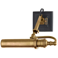 Thomas OBrien Academy 40 watt 9 inch Hand-Rubbed Antique Brass Picture Light Wall Light