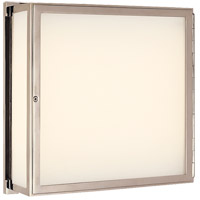 Visual Comfort TOB2004PN Thomas OBrien Mercer 2 Light 12 inch Polished Nickel Bath Wall Light