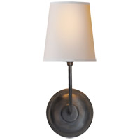 Visual Comfort TOB2007BZ-NP Thomas OBrien Vendome 1 Light 6 inch Bronze Decorative Wall Light