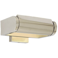 Visual Comfort TOB2020PN Thomas OBrien David 40 watt 7 inch Polished Nickel Picture Light Wall Light
