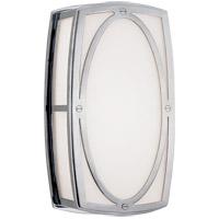 Visual Comfort TOB2074PN-WG Thomas OBrien Winston 6 inch Polished Nickel Bath Sconce Wall Light, Thomas O''Brien, Narrow, White Glass