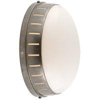 Visual Comfort TOB2082AN-WG Thomas OBrien Hicks 1 Light 6 inch Antique Nickel Bath Wall Light