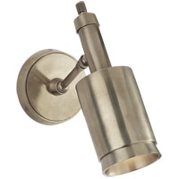 Visual Comfort TOB2097AN Thomas O'Brien Anders 1 Light 5 inch Antique Nickel Articulating Wall Sconce Wall Light, Small