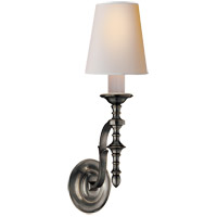Visual Comfort TOB2110BZ-NP Thomas O'Brien Chandler 1 Light 6 inch Bronze Decorative Wall Light