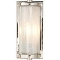 Visual Comfort TOB2140PN-FG Thomas OBrien Dresser 1 Light 5 inch Polished Nickel Bath Wall Light