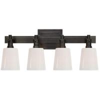 Visual Comfort TOB2153BZ-WG Thomas Obrien Bryant 4 Light 20 inch Bronze Bath Wall Light