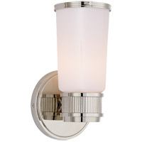 Visual Comfort TOB2182PN-WG Thomas OBrien Calliope 1 Light 5 inch Polished Nickel Bath Wall Light