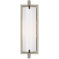Visual Comfort TOB2184PN-WG Thomas O'Brien Calliope 1 Light 4 inch Polished Nickel Bath Wall Light