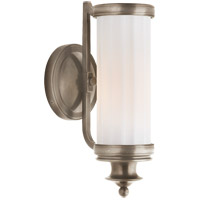 Visual Comfort TOB2197AN-WG Thomas O'Brien Milton Road 1 Light 5 inch Antique Nickel Bath Wall Light