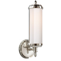 Visual Comfort TOB2206CH-WG Thomas O'Brien Merchant 1 Light 5 inch Chrome Bath Wall Light