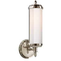 Visual Comfort TOB2206PN-WG Thomas O'Brien Merchant 1 Light 5 inch Polished Nickel Bath Wall Light