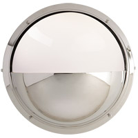 Thomas OBrien Pelham 1 Light 10 inch Polished Nickel Bath Wall Light