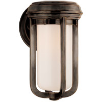 Visual Comfort TOB2210BZ-WG Thomas OBrien Milton 1 Light 6 inch Bronze Decorative Wall Light
