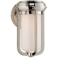 Visual Comfort TOB2210PN-WG Thomas OBrien Milton 1 Light 6 inch Polished Nickel Decorative Wall Light