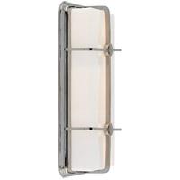 Visual Comfort TOB2213PN-WG Thomas OBrien Milton 2 Light 7 inch Polished Nickel Bath Wall Light