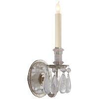 Visual Comfort TOB2235BSL Thomas Obrien Elizabeth 1 Light 5 inch Burnished Silver Leaf Decorative Wall Light